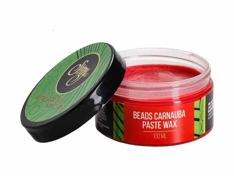 Wosk Carnauba w paście Shiny Garage Beads Carnauba Paste Wax 100ml zdjęcie 1