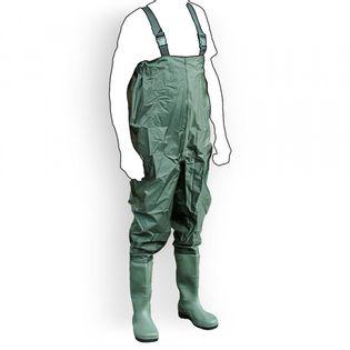 13395 Wodery spodnie do wody solidne nylonowe rozmiar 45 wędkarskie