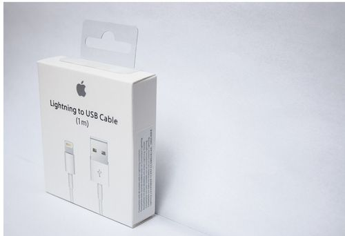 ORYGINALNY KABEL iPhone X 8 plus 8 7 plus 7 6s 6 5s 5c 5 iPad 1 metr na Arena.pl