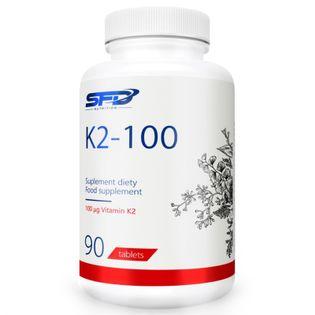 Sfd Witamina  K2 100 Forte 90 Tabletek