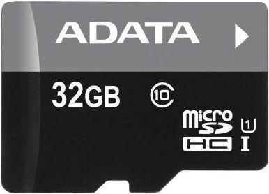 Karta Pamięci A-Data Microsdhc 32 Gb Adapter Sd/sdhc