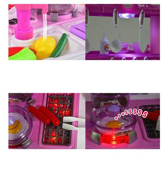 Kuchnia Dla Dzieci Kran Woda Grill Swiecacy 758r Arena Pl