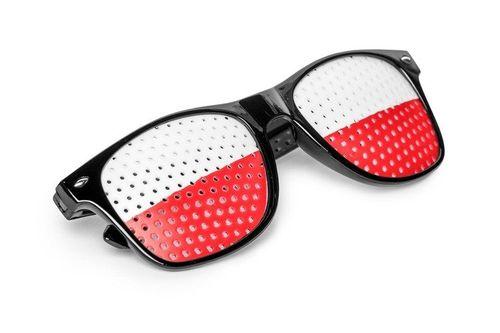 Okulary kibica Polska na Arena.pl