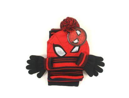 Zestaw MARVEL SPIDERMAN czapka,szalik,rękawiczki