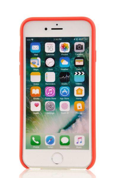 ETUI NAKŁADKA WG LIQUID do APPLE iPhone 7 / iPhone 8 czerwony zdjęcie 1