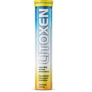Xenicopharma Litoxen Elektrolity 20 Szt