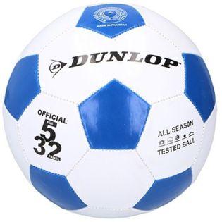 Dunlop - Piłka do nogi 23cm (Niebieska)