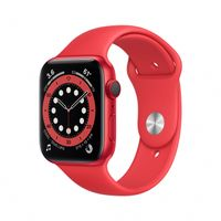 APPLE Watch Series 6 GPS + Cellular 44mm PRODUCT RED Aluminium Case with PRODUCT