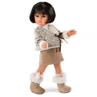 lalka Llorens Olivia 53701 37cm brunetka