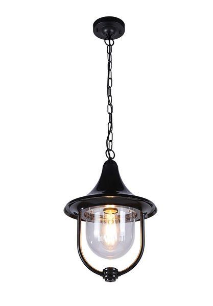 Lampa wisząca zewnętrzna 1xE27 ogrodowa zdjęcie 1