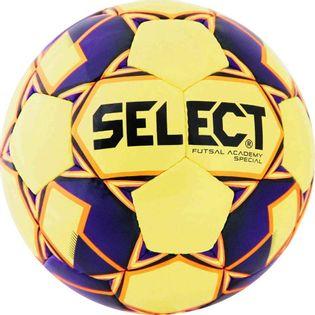 Piłka nożna Select Futsal Academy Special żółto granatowa 14161
