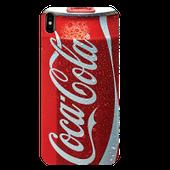 Etui case do iPhone 5 5S SE 6 6S 7 8 puszka cocacola czerwone