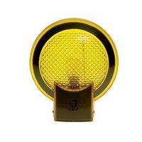 Lampa ostrzegawcza Key Automation LUMY-24 z wbudowaną anteną zapewni bezpieczeństwo i poprawi zasięg działania pilotów do napędu bramy