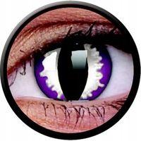 Crazy Lens - Purple Dragon, 2 szt.
