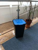 Kosz do segregacji śmieci Sortix 50L papier niebieski