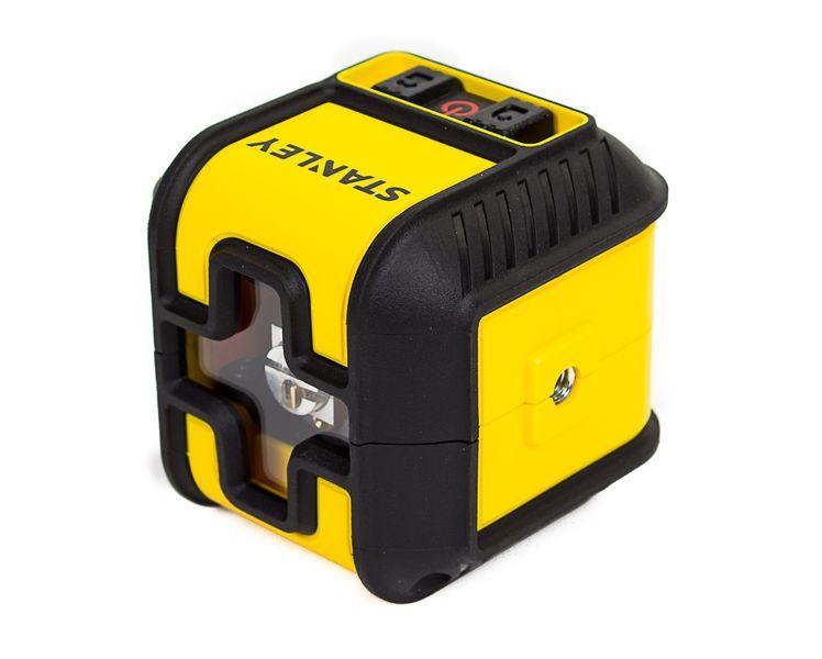 Stanley cubix STHT77498-1 Laser krzyżowy poziomica zdjęcie 7