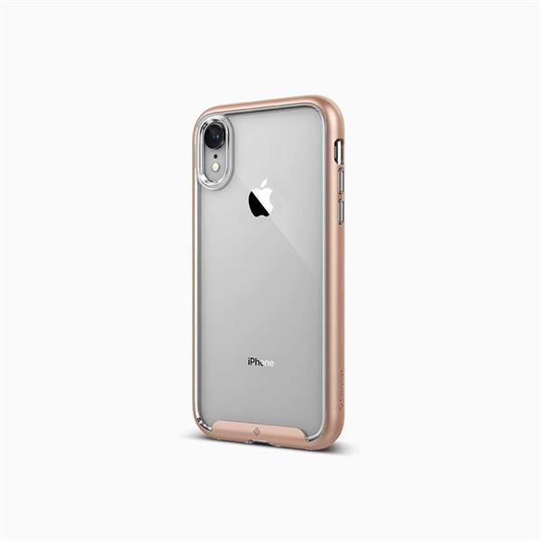 outlet store 5961d 30612 Caseology Skyfall Case - Etui iPhone XR (Gold)