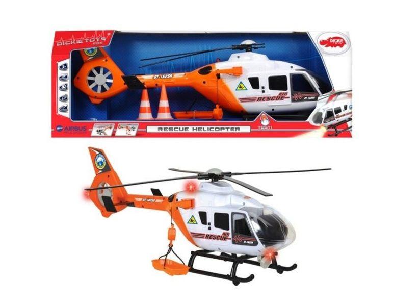 Helikopter Ratunkowy Sterowany Dźwignią Efekty zdjęcie 1