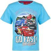 T-shirt AUTA CARS 104 CM 4 LATA ZYGZAK KOSZULKA 3-4 lata