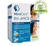 Igennus MindCare BALANCE omega-3 witaminy minerały