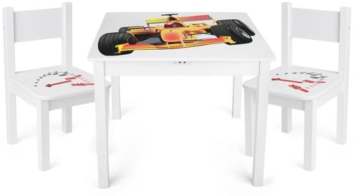 Stolik + krzesełka z Bolidem F1 na Arena.pl