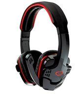 EGH310R Esperanza słuchawki z mikrofonem gaming raven czerwone