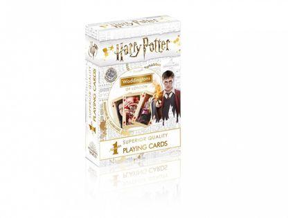 Karty do gry Waddingtons Harry Potter