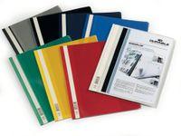 Durable Skoroszyt prezentacyjny Duraplus® A4 żółty