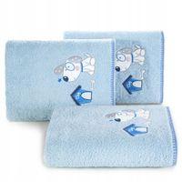 Okrycie Kąpielowe Kapturek 75x75 Ręcznik Bawełna