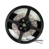 Taśma LED Whitenergy 5m IP20 10mm 7.2W/m 12V 30szt/m SMD5050 RGB