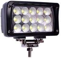 LAMPA 15 LED HALOGEN ROBOCZY DIODOWY 45W 12-24 V