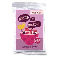 Kieszonkowa Kasza - Jagody W Ryżu Mixit, 60G