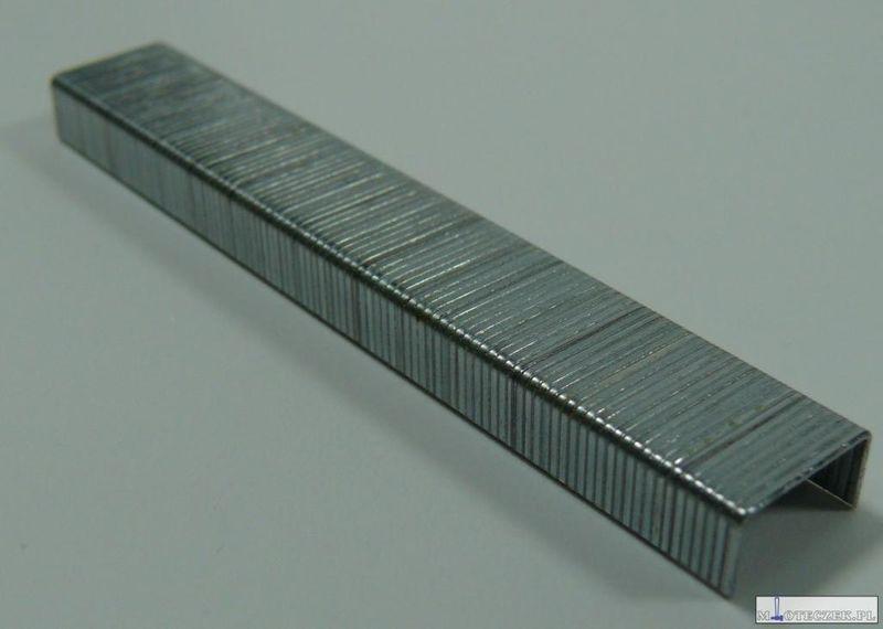 Zszywki Typ J 6mm 1000szt zdjęcie 5