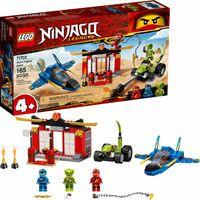 LEGO Ninjago Bitwa burzowego myśliwca 71703