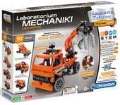 Laboratorium Mechaniki Ciężarówki Naukowa Zabawa Clementoni 60992