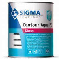 Sigma Contour Aqua PU Gloss Emalia poliuretan 2,5L