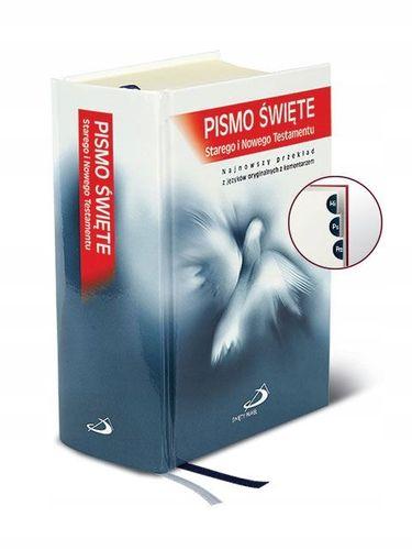 Pismo Święte - Nowy Testament (mały format) na Arena.pl