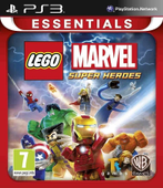 LEGO MARVEL SUPER HEROES PL [PS3] NOWA