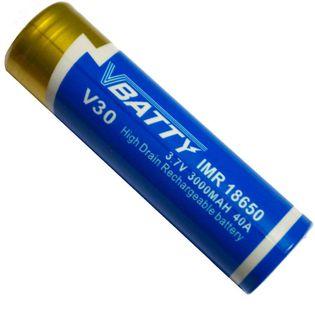 1x Akumulatorek ogniwo IMR18650 3000 mAh 3.7v litowy nowy 40A CE
