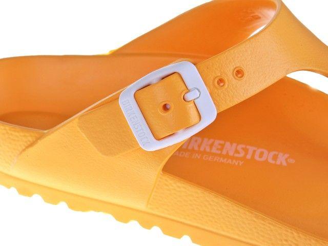 Birkenstock Gizeh EVA Scuba Yellow 1003525 - 39 zdjęcie 10