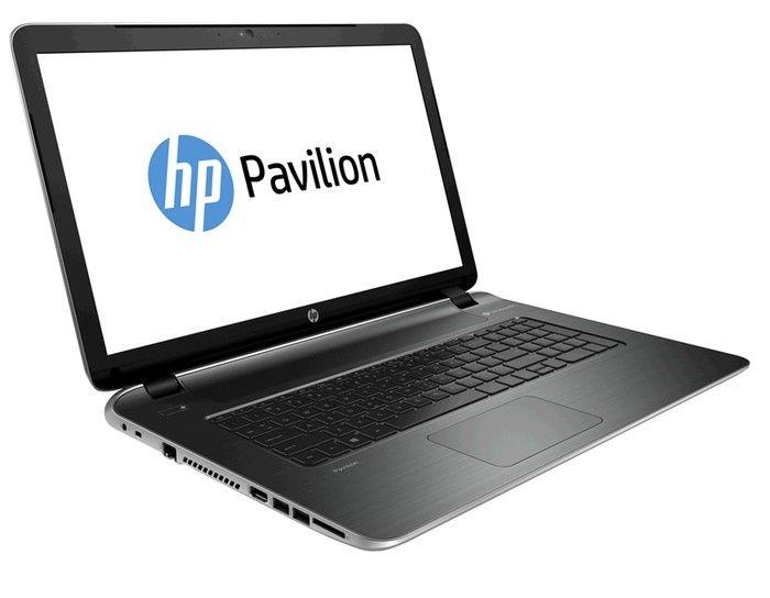 Laptop HP Pavilion 17 Intel N3540 4x2,66 4GB 500GB zdjęcie 2