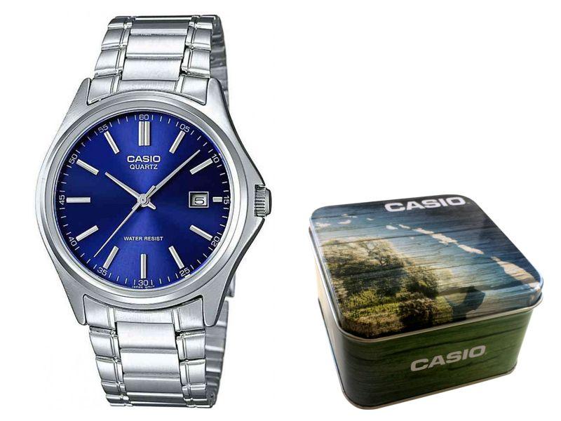 Zegarek męski Casio MTP-1183A-2AEF hologram zdjęcie 1