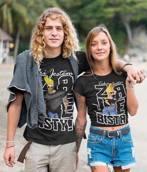 Koszulka dla NIEGO prezent walentynki T-shirt zdjęcie 5