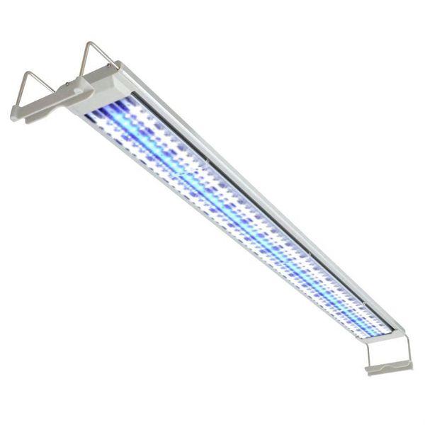 Lampa Oświetlenie Led Do Akwarium Ip67 Aluminiowa Obudowa 120 130cm