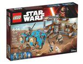 LEGO STAR WARS 75148 SPOTKANIE NA JAKKU + 2 KATALO