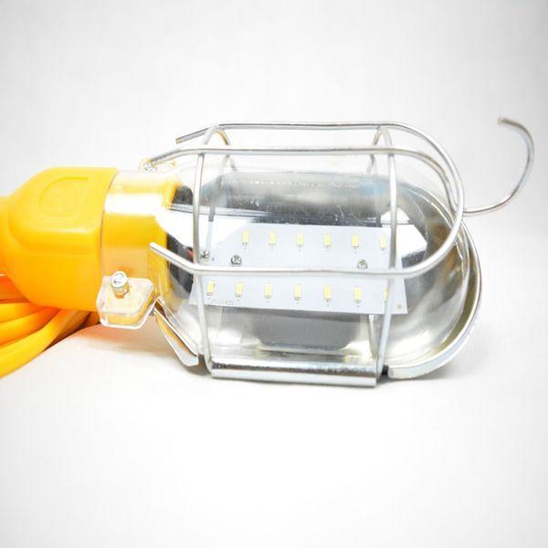 Lampa warsztatowa LED 30W kabel 10m zdjęcie 2