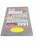 KSIĘGI REKORDÓW GUINNESSA 1991 - Praca Zbiorowa