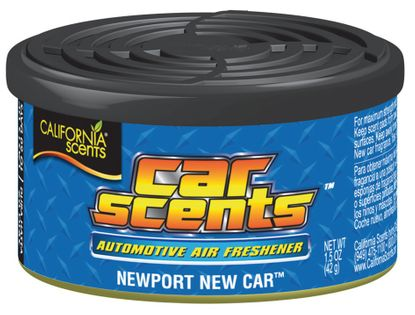 Zapach puszka NEW CAR California Car Scents