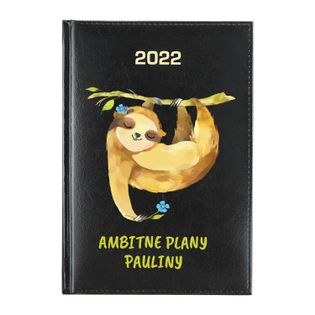 Kalendarz książkowy z NADRUKIEM personalizacji