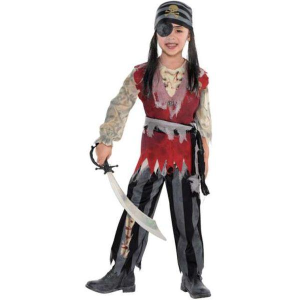 STRÓJ pirata dla dzieci PIRAT BARNABA 8-10 lat zdjęcie 1